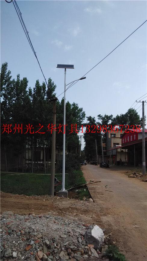 郑州太阳能灯,美化环境,节约了能源